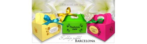 pudełeczka BARCELONA