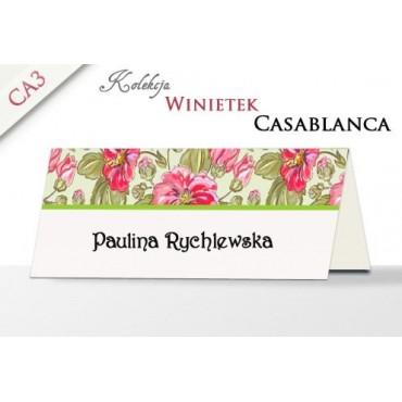 Winietki CASABLANCA CA3