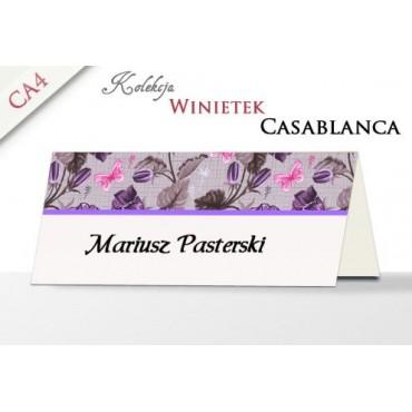 Winietki CASABLANCA CA4