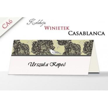 Winietki CASABLANCA CA6