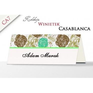 Winietki CASABLANCA CA7