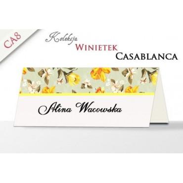 Winietki CASABLANCA CA8