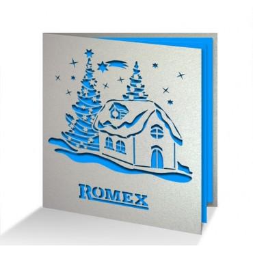 Kartki Świąteczne Geneva SW